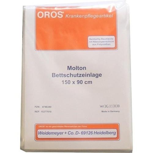 MOLTON BETTS EINL 150X90, 1 ST, Weidemeyer + Co. Vertriebsges. Für Medizinbedarf mbH