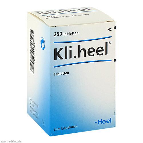 Kli.heel, 250 ST, Biologische Heilmittel Heel GmbH
