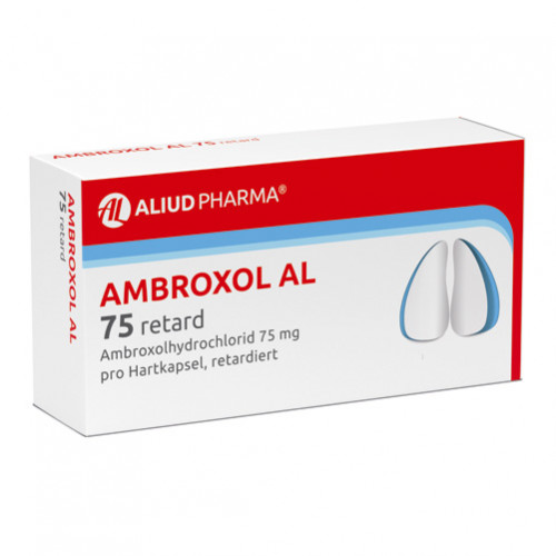 AMBROXOL AL 75 RETARD, 50 ST, Aliud Pharma GmbH