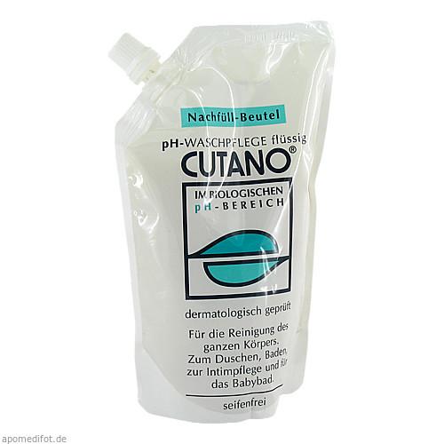 CUTANO WASCHPFLEGE NACHF, 500 ML, Dermapharm AG