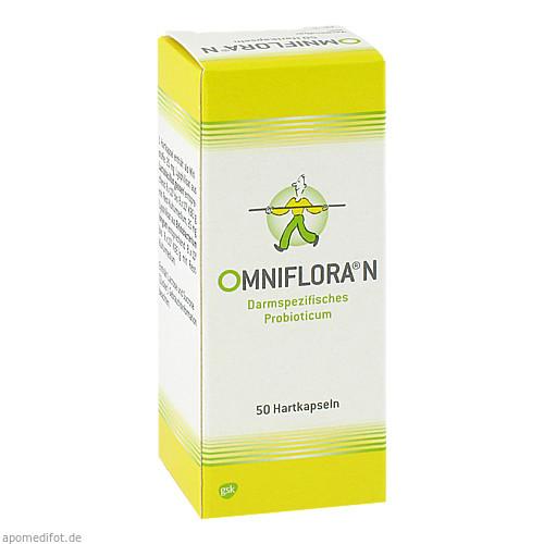 OMNIFLORA N, 50 ST, GlaxoSmithKline Consumer Healthcare