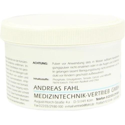 KANUELENREINIGUNGSPULVER, 400 G, Andreas Fahl Medizintechnik-Vertrieb Gmh