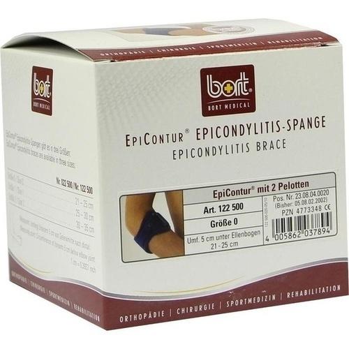 BORT EPICONTUR 2 PEL 0 BLAU, 1 ST, Bort GmbH