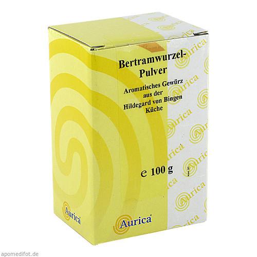 BERTRAMWURZELPULVER AURICA, 100 G, Aurica Naturheilm.U.Naturwaren GmbH