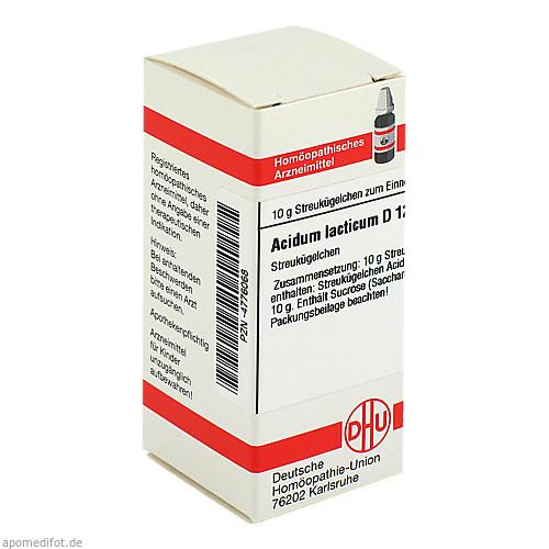 ACIDUM LACTIC D12, 10 G, Dhu-Arzneimittel GmbH & Co. KG