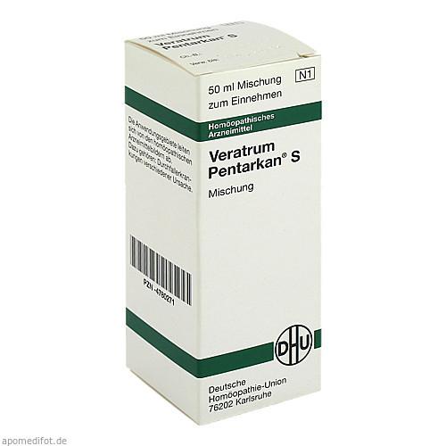 VERATRUM PENTARKAN S, 50 ML, Dhu-Arzneimittel GmbH & Co. KG