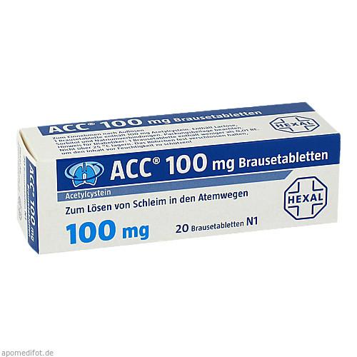 ACC 100, 20 ST, HEXAL AG