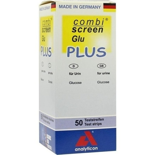 CombiScreen Glucose Plus, 50 ST, Analyticon Biotechnologies AG