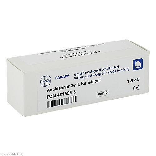 ANALDEHNER GR 1 KUNSTSTOFF, 1 ST, Param GmbH