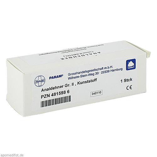 ANALDEHNER GR 2 KUNSTSTOFF, 1 ST, Param GmbH