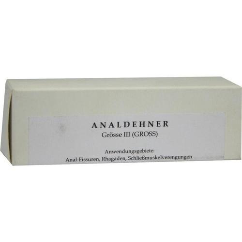 ANALDEHNER GR 3 KUNSTSTOFF, 1 ST, Param GmbH