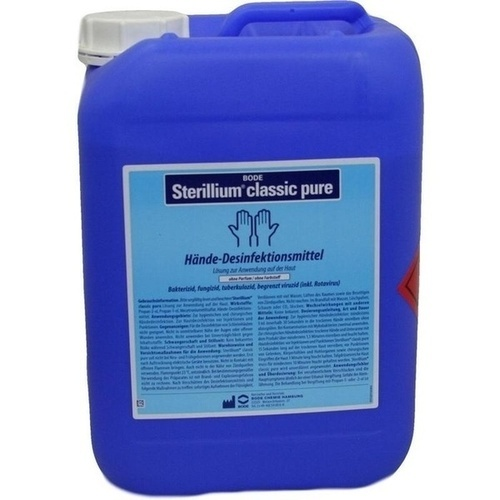 Sterillium classic pure, 5 L, Paul Hartmann AG