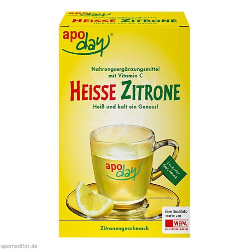 apoday Heisse Zitrone Vitamin C, 10X10 G, WEPA Apothekenbedarf GmbH & Co KG