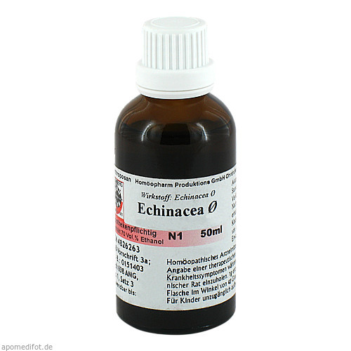 ECHINACEA URT, 50 ML, Anthroposan Homöopharm Produktionsgesellschaft mbH