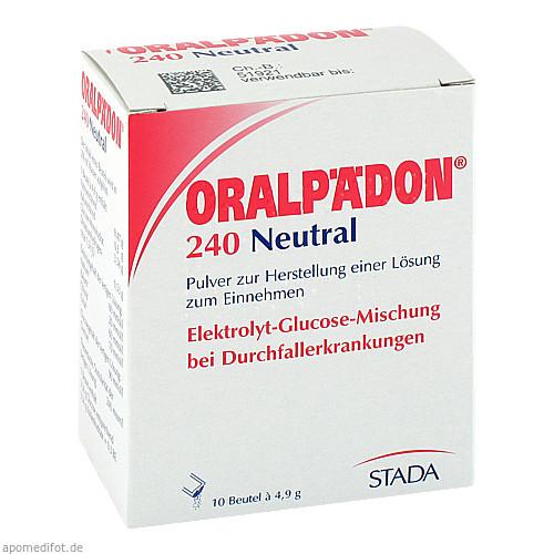 ORALPAEDON 240 NEUTRAL BTL, 10 ST, STADA GmbH