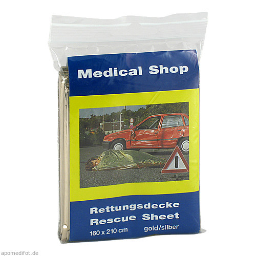 RETTUNGSD YPSISAVE 160X210, 1 ST, Holthaus Medical GmbH & Co. KG