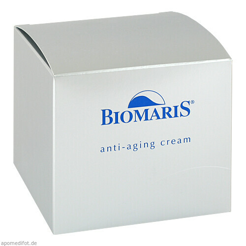 BIOMARIS anti-aging cream mit Parfum, 50 ML, Biomaris GmbH & Co. KG