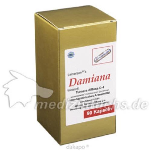 Damiana, 90 ST, Diamant Natuur B.V.