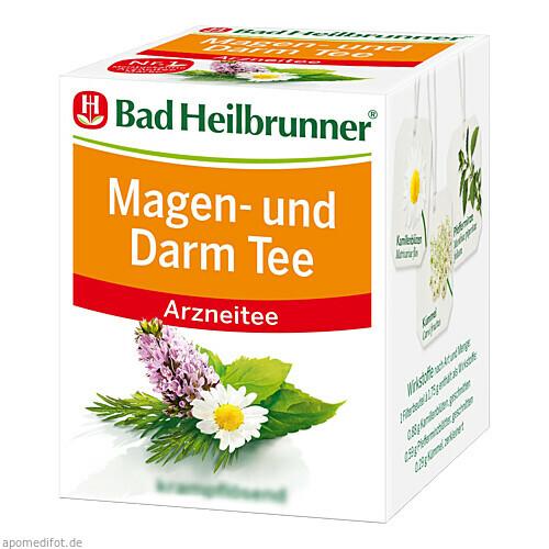 BAD HEILBRUNNER MAGEN UND DARMTEE N, 8 ST, Bad Heilbrunner Naturheilm. GmbH & Co. KG