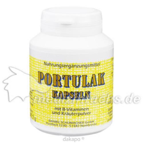 PORTULAK-KAPSELN, 100 ST, Ds-Pharmagit GmbH