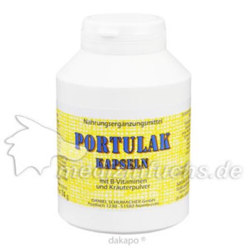 PORTULAK-KAPSELN, 180 ST, Ds-Pharmagit GmbH