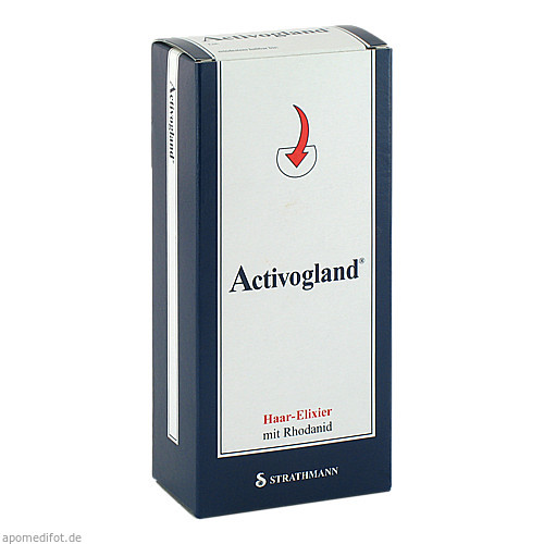 ACTIVOGLAND HAAR ELIXIER, 200 ML, Strathmann GmbH & Co. KG