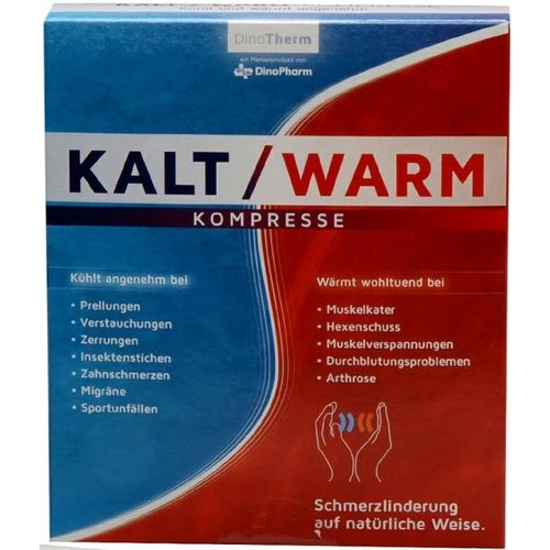 DINOTHERM KALT/WARM 12X29, 1 ST, Dinopharm GmbH