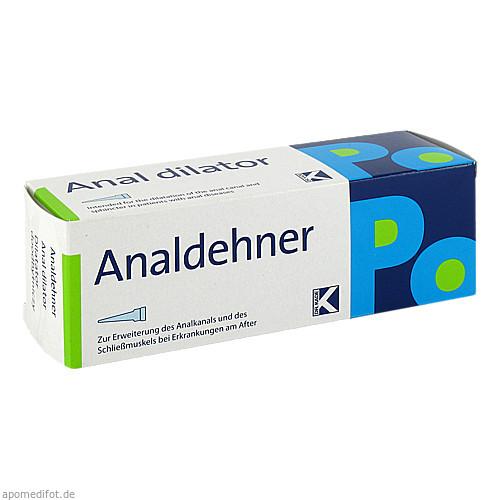 Analdehner, 1 ST, Dr. Kade Pharm. Fabrik GmbH