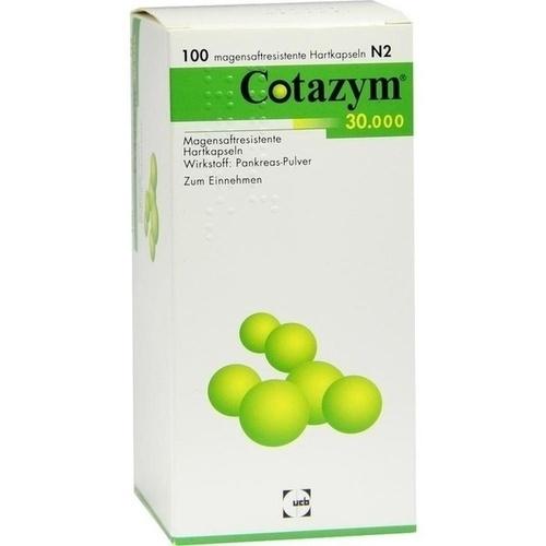 COTAZYM 30000, 100 ST, Cheplapharm Arzneimittel GmbH