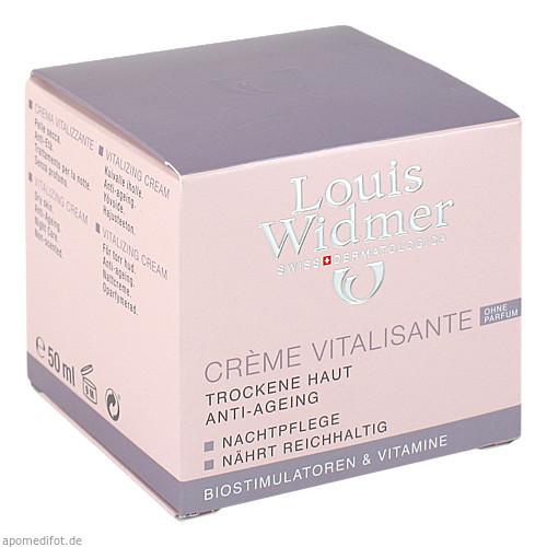 WIDMER CREME VITALISANTE UNPARFUEMIERT, 50 ML, Louis Widmer GmbH