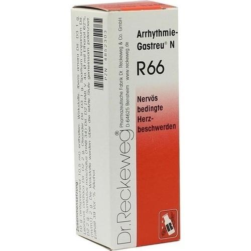 ARRHYTHMIE GASTREU N R66, 22 ML, Dr.Reckeweg & Co. GmbH