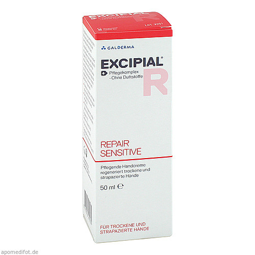 Excipial Repair sensitive, 50 ML, Galderma Laboratorium GmbH