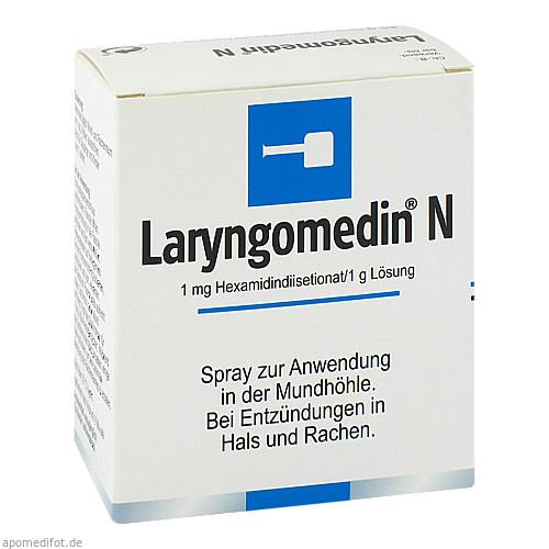 LARYNGOMEDIN N, 45 G, MCM Klosterfrau Vertriebsgesellschaft mbH