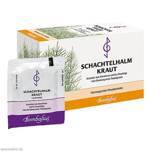 SCHACHTELHALMKRAUT, 20X2 G, Bombastus-Werke AG