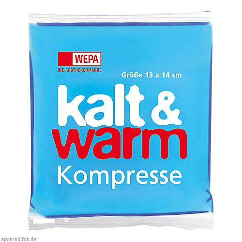 KALT WARM KOMPR 13X14CM, 1 ST, WEPA Apothekenbedarf GmbH & Co KG