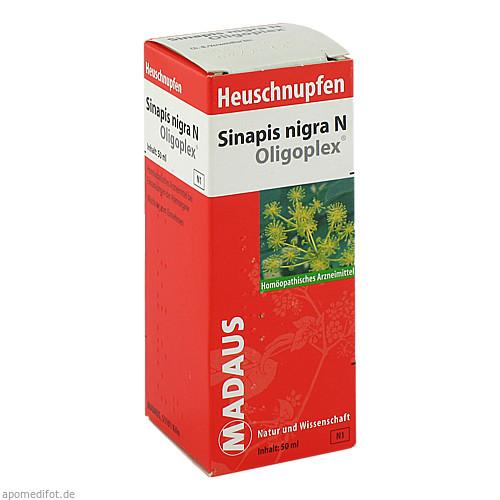 Sinapis nigra N Oligoplex Heu, 50 ML, Meda Pharma GmbH & Co. KG