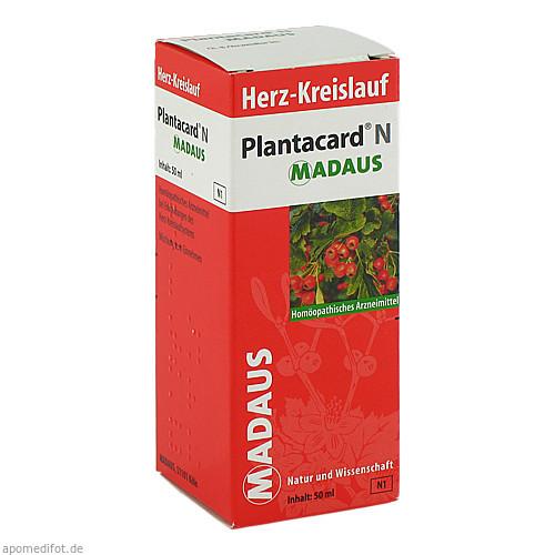 Plantacard N Herz, 50 ML, MEDA Pharma GmbH & Co.KG
