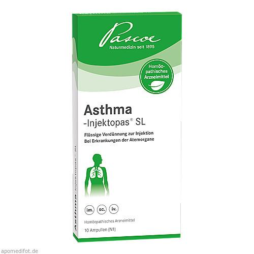 Asthma-Injektopas SL, 10X2 ML, Pascoe Pharmazeutische Präparate GmbH