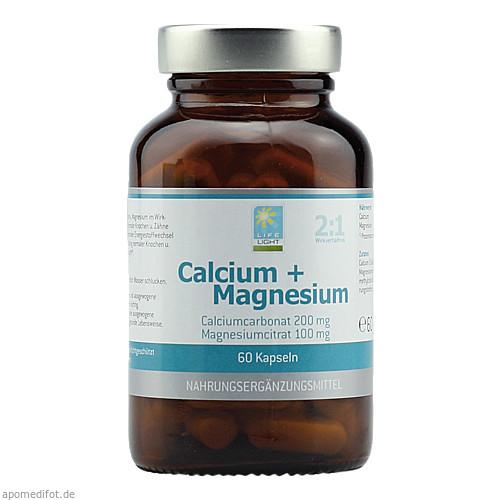 Calcium/Magnesium 147/73 mg, 60 ST, Apozen Vertriebs GmbH