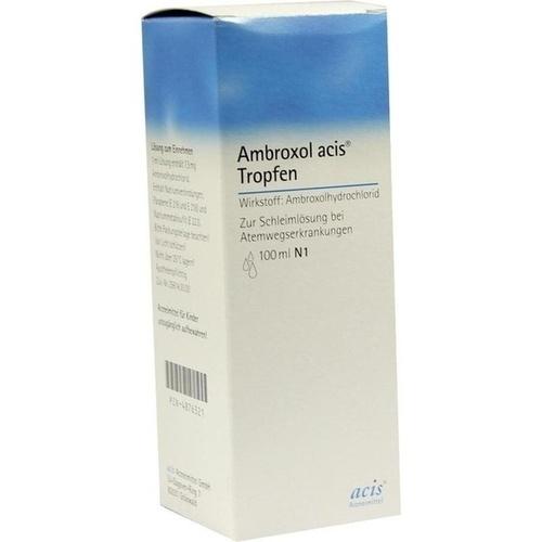 AMBROXOL ACIS Tropfen, 100 ML, Acis Arzneimittel GmbH