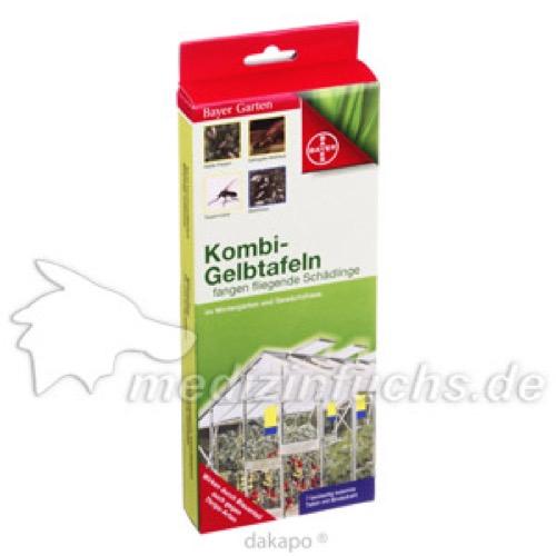 Bayer Garten Kombi-Gelbtafeln, 7 ST, SBM Life Science GmbH