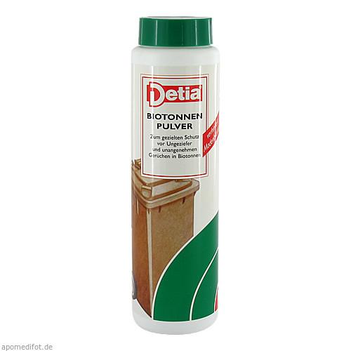 DETIA BIOTONNEN PULVER, 500 G, Detia Garda GmbH