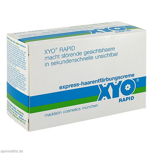 XYO RAPID ENTFAERBUNG, 75 ML, Daniela Desiree Alziad