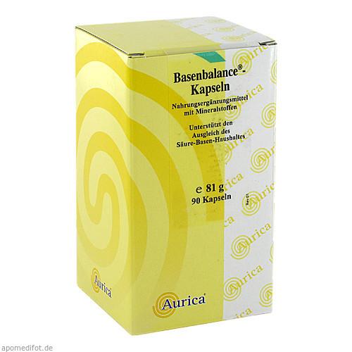 Basenbalance Kapseln-Mineralstoffe, 90 ST, Aurica Naturheilm.U.Naturwaren GmbH
