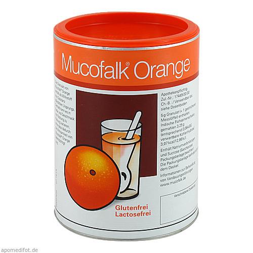 MUCOFALK Orange Granulat Dose, 300 G, Dr. Falk Pharma GmbH