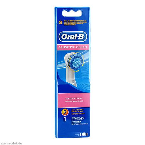 Oral-B Aufsteckbürsten Sensitive 2er, 2 ST, Procter & Gamble GmbH