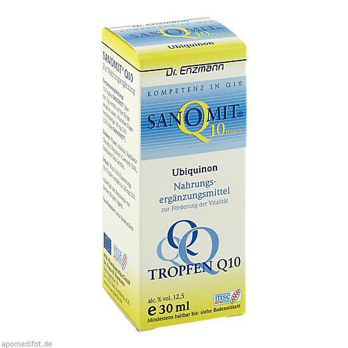 Q10 Sanomit flüssig MSE, 30 ML, Adana Pharma GmbH