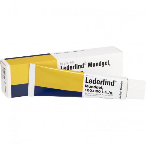 Lederlind Mundgel, 50 G, Abanta Pharma GmbH