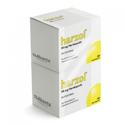HARZOL, 200 ST, Abanta Pharma GmbH