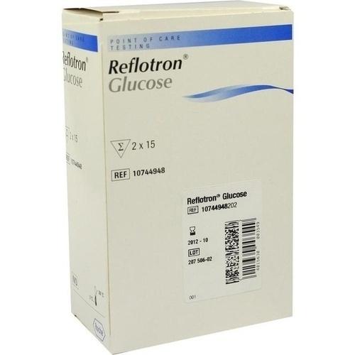 REFLOTRON GLUCOSE, 2X15 ST, Roche Diagnostics Deutschland GmbH